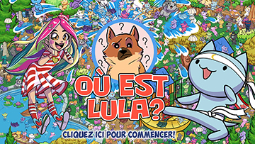 Where's LULA GAMES FRENCH