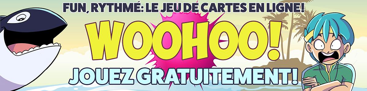 NEW WOOHOO 5 ADS FRENCH