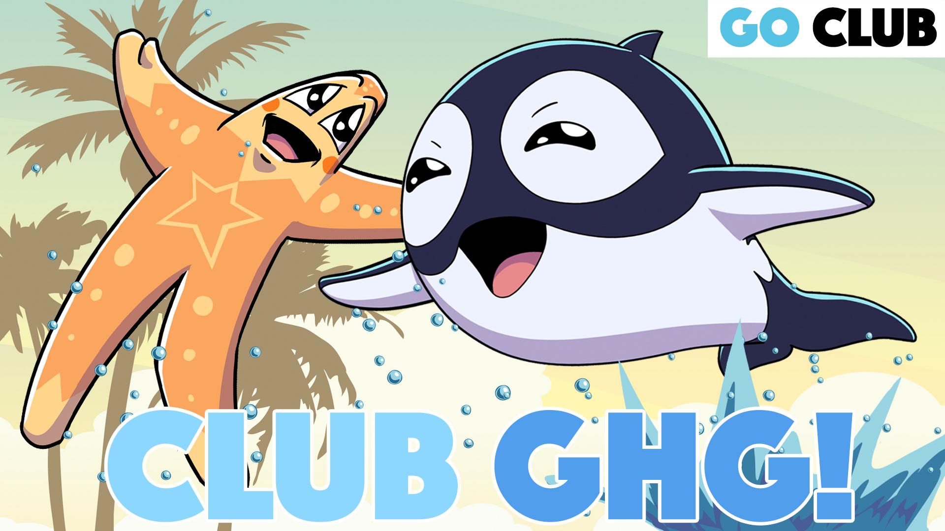 CLUB GHG!