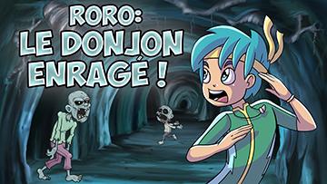 Le Donjon Roro comic