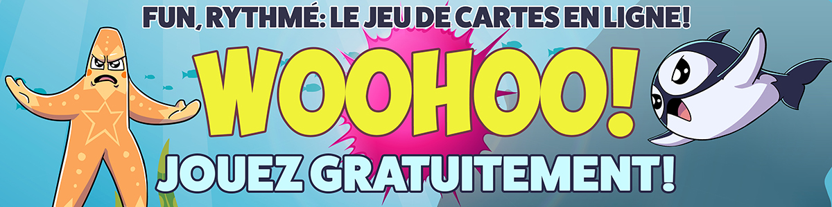 NEW WOOHOO 3 ADS FRENCH