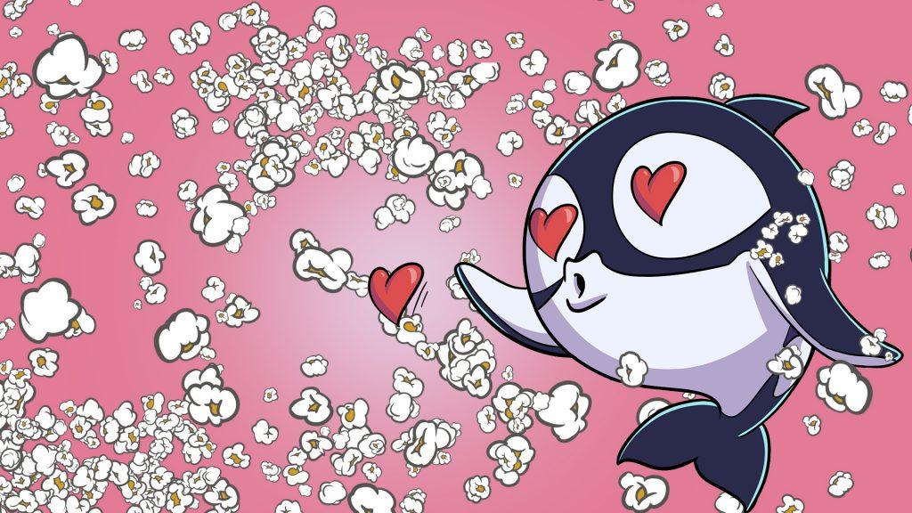 Lil'Snafu Popcorn Love BLOG IMAGE